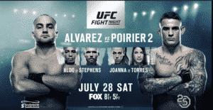 Marc Goddard habla sobre la polémica del combate Alvarez vs. Poirier 1