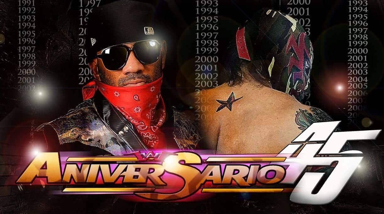 WWC: Cartelera para ANIVERSARIO 45 | Alberto el Patrón vs Ray Gonzalez 5