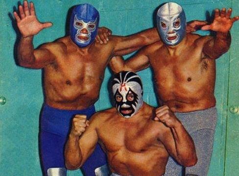 El Mundial de la Lucha Libre: Ésta sería la Selección Mexicana 4