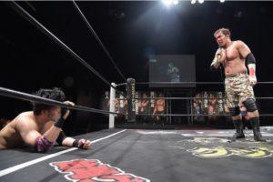 """DDT:""""Live! Maji Manji 10"""" Llegan Último Dragon y Masashi Takeda 51"""