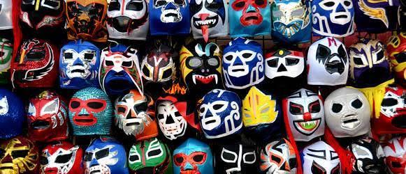 Gran festival de Lucha Libre en el Zócalo de la CDMX 19