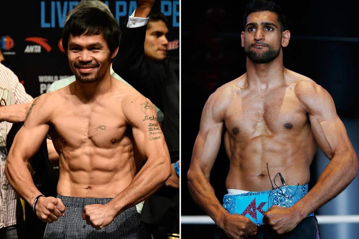 Amir Khan dispuesto a enfrentar a Manny Pacquiao 6