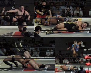 """W-1:""""Wrestle-1 Tour 2018"""" Inicia el W-1 Grand Prix 43"""