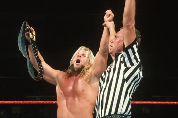Así evitó WWE mencionar a Chris Jericho en Clash of Champions 1