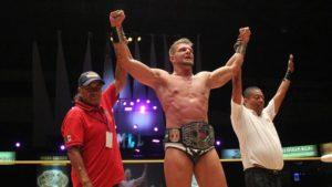 CMLL: Se declara vacante el Campeonato Mundial de Peso Completo 1