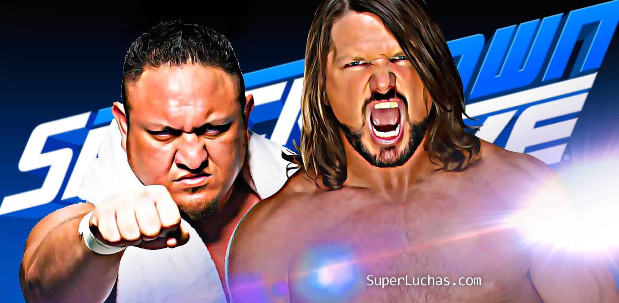 Resultados SmackDown Live (14-08-18) — A punto de SummerSlam 1