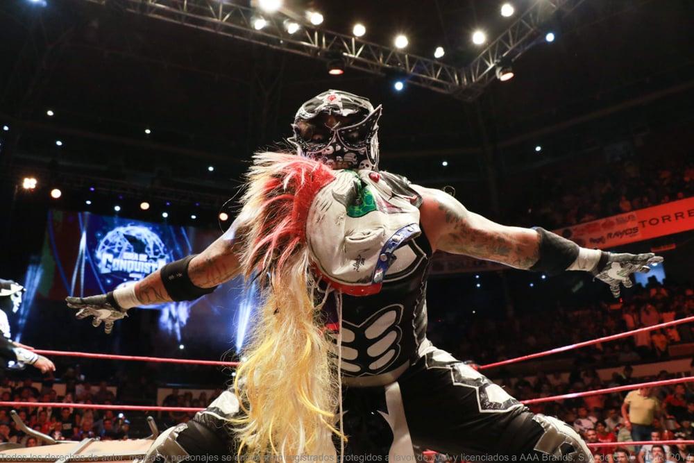 En Aguascalientes, Fénix va por Jarrett; Pentagón Jr. tras Psycho Clown 10