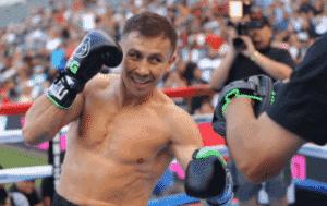 En pláticas, Golovkin contra Derevyanchenko 15