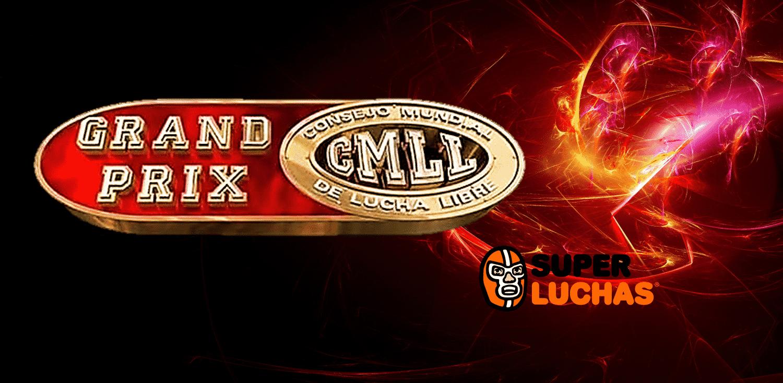 CMLL: Segunda parte del equipo mexicano para el Grand Prix 2018 160
