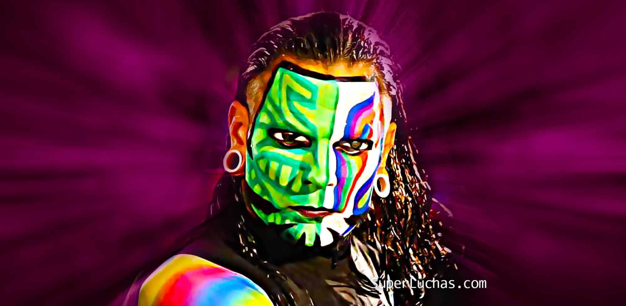 Jeff Hardy regresará a WWE la próxima semana en SmackDown 63