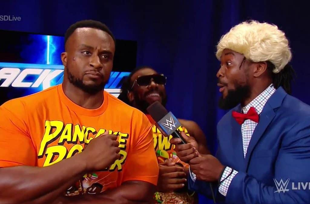 The Fiend vs. Big E
