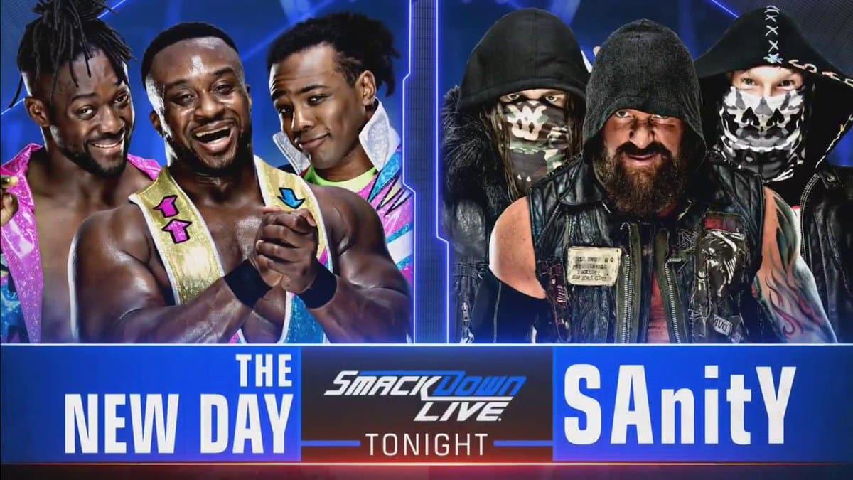 Resultados SmackDown Live (14-08-18) — A punto de SummerSlam 23