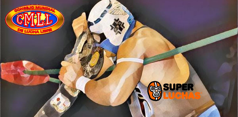 CMLL: Hechicero cae ante Stuka tras un año y nueve meses de reinado 1