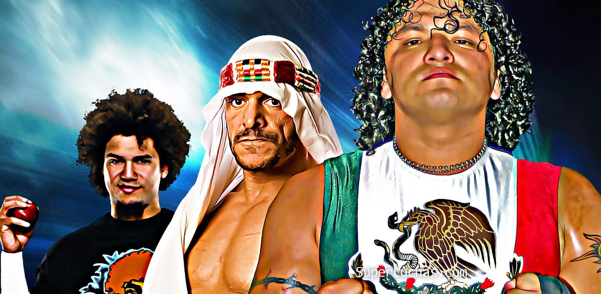 30 de septiembre: Carlito, Sabú y Súper Crazy en Bogotá, Colombia 13
