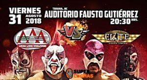 AAA vs. Elite: La Guerra llega a Tijuana 38