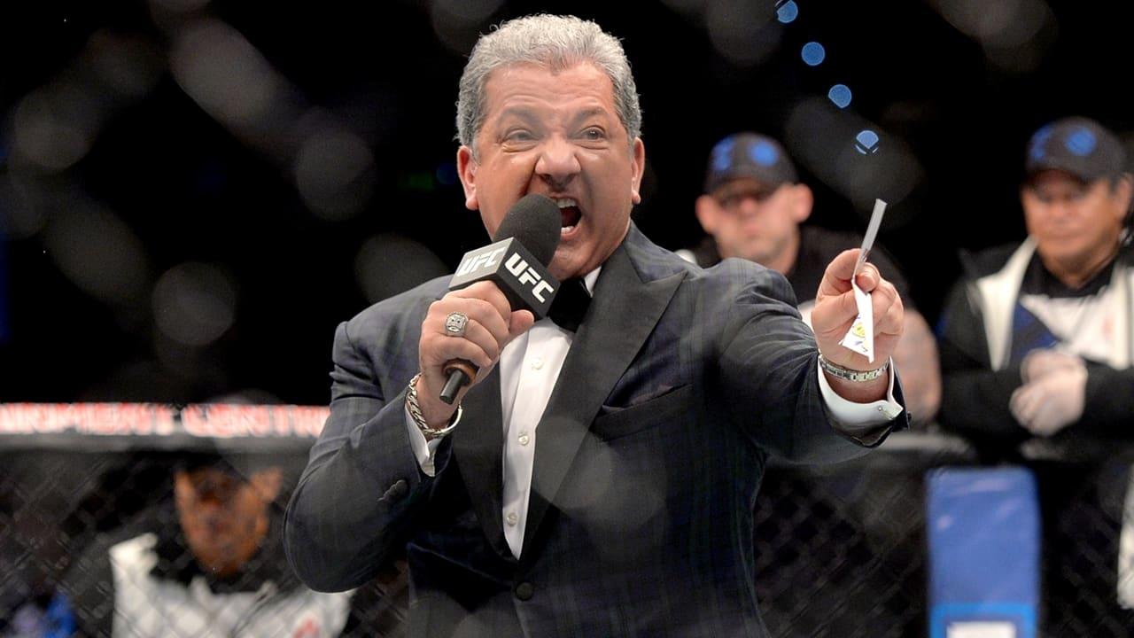 """Bruce Buffer: """"Nate Diaz debería estar agradecido de UFC"""" 1"""