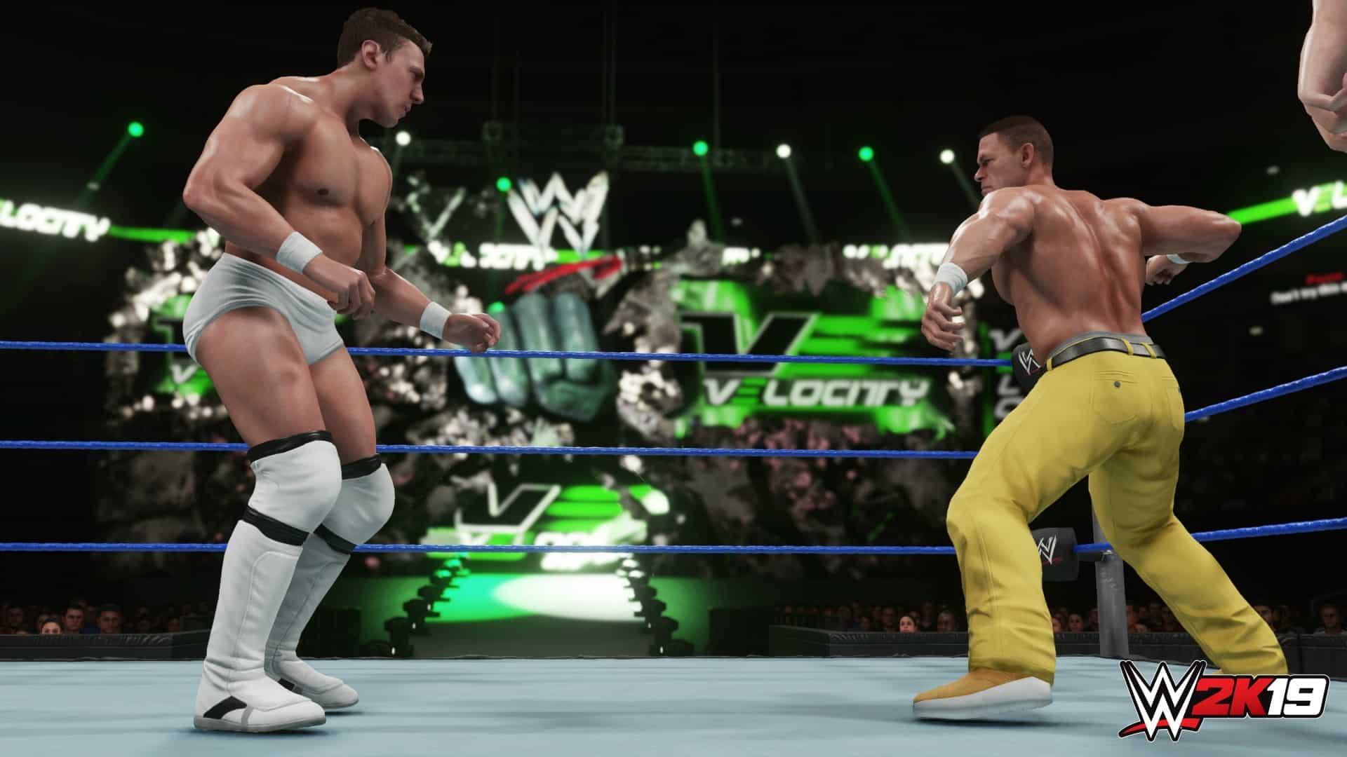 Daniel Bryan quiso incluir su paso por ROH en el WWE 2K19 1