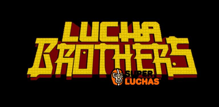 Masked Republic lanzará comic de Lucha Brothers 1