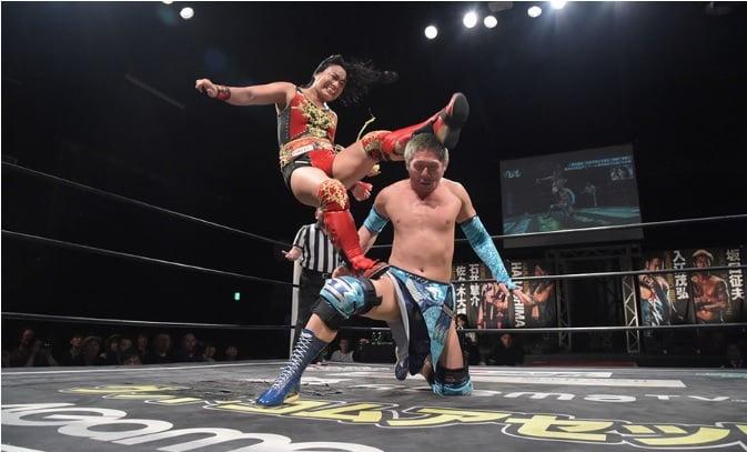 "DDT: ""Live! Maji Manji 14"" Danshoku Dino se corona 3"