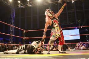 AAA: Psycho Clown triunfa en Veracruz 39