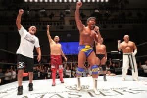 """Keiji Mutoh Produce: """"Pro-Wrestling Masters 4"""" El regreso de BATT 10"""