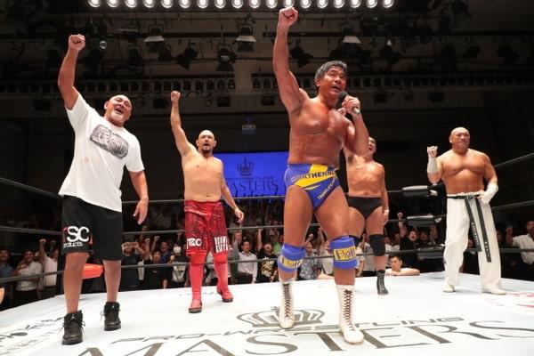 """Keiji Mutoh Produce: """"Pro-Wrestling Masters 4"""" El regreso de BATT 1"""