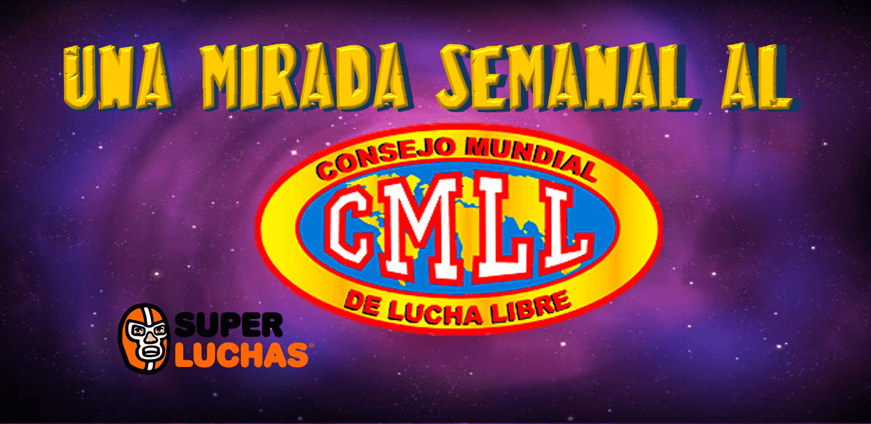 CMLL: Una mirada semanal al CMLL (Del 16 al 22 de agosto de 2018) 6