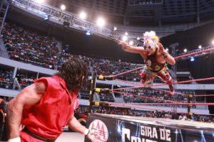 AAA: En Mérida, Psycho Clown sale triunfante 48