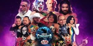 AAA: La Caravana Estelar llega a Uriangato - Wagner vs Jarrett 33