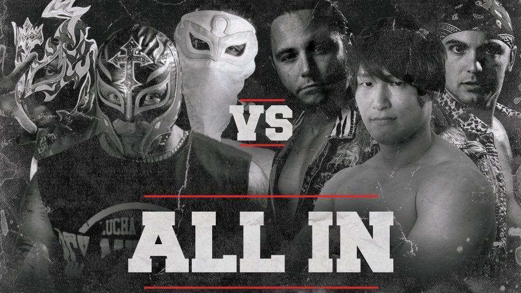 Resultados All In (1-sep-18): Cody, Omega, Mysterio y más 52