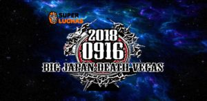 "BJW: Cartel Completo ""Big Japan Death Vegas"" Takeda vs. Ito 37"