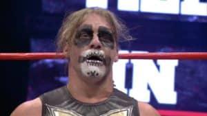 Chris Jericho atacó a Kenny Omega en All In 22