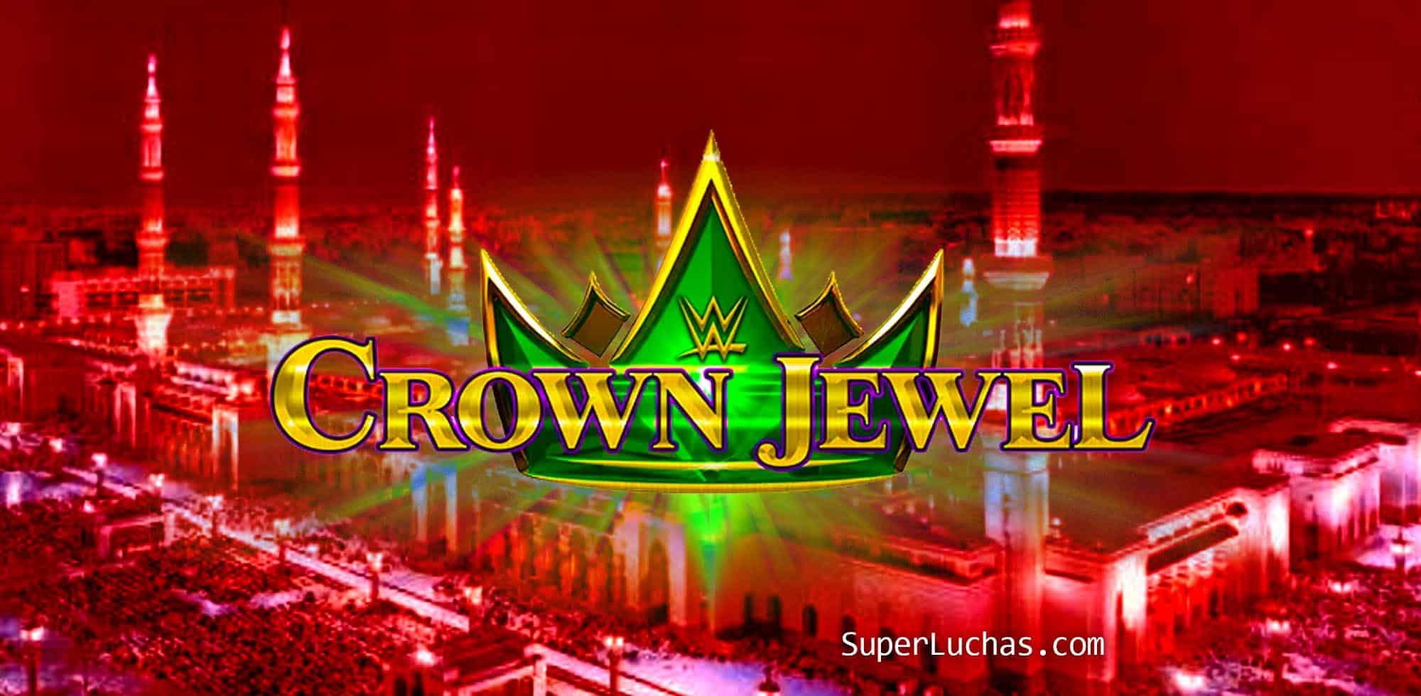 La nueva ocurrencia luchística anunciada para Crown Jewel 2019 1