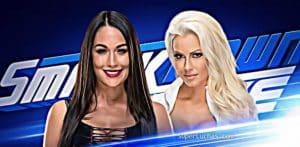 Maryse vs. Brie Bella
