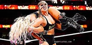 Ronda Rousey vs. Alexa Bliss