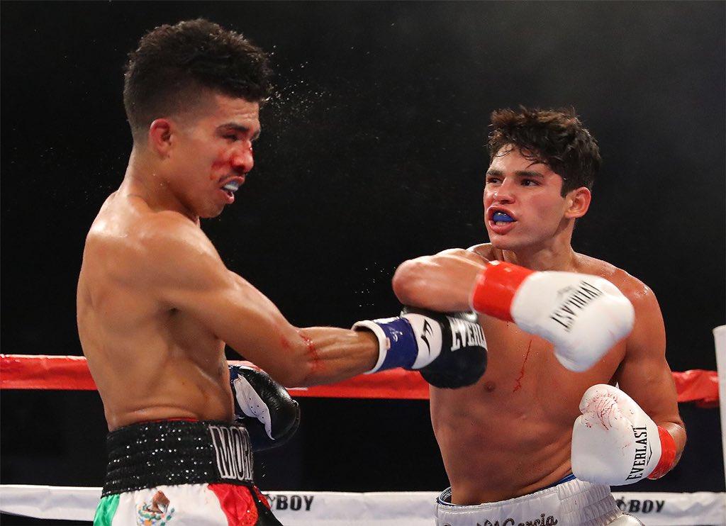 Ryan García gana su combate ante Carlos Morales 3