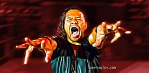 Sami Zayn en WrestleMania 36