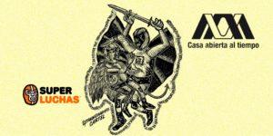 La UAM celebra el Día Nacional de la Lucha Libre 1