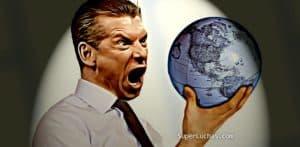 Vince McMahon mundo