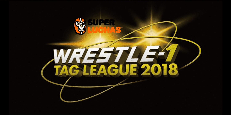 """W-1:""""Wrestle-1 Tag League 2018"""" Días 2 y 3 35"""