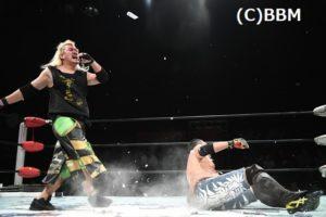 "BJW: Continúa el torneo ""Saikyou Tag League 2018"" 23"