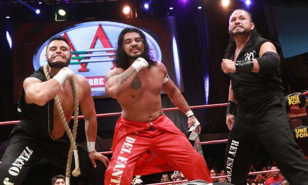 AAA: Los perdedores de Triplemanía XXVI cobran venganza 4