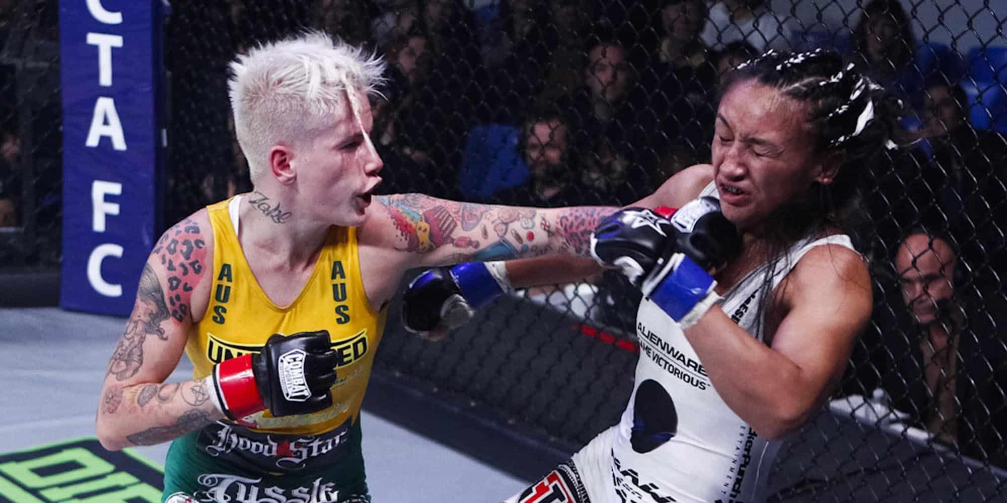 ¿Transexual mató a una mujer en combate de MMA? ¡FALSO! 1