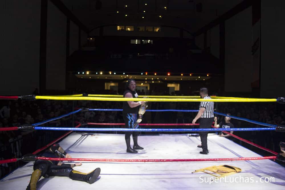 Colombia Pro Wrestling hace historia en su evento de debut 14