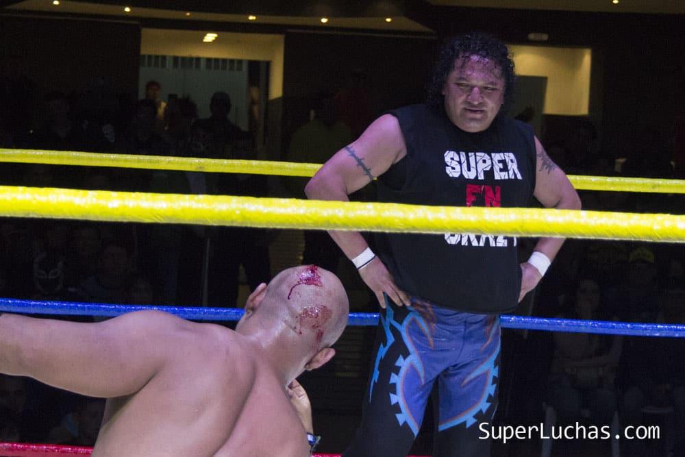 Colombia Pro Wrestling hace historia en su evento de debut 13