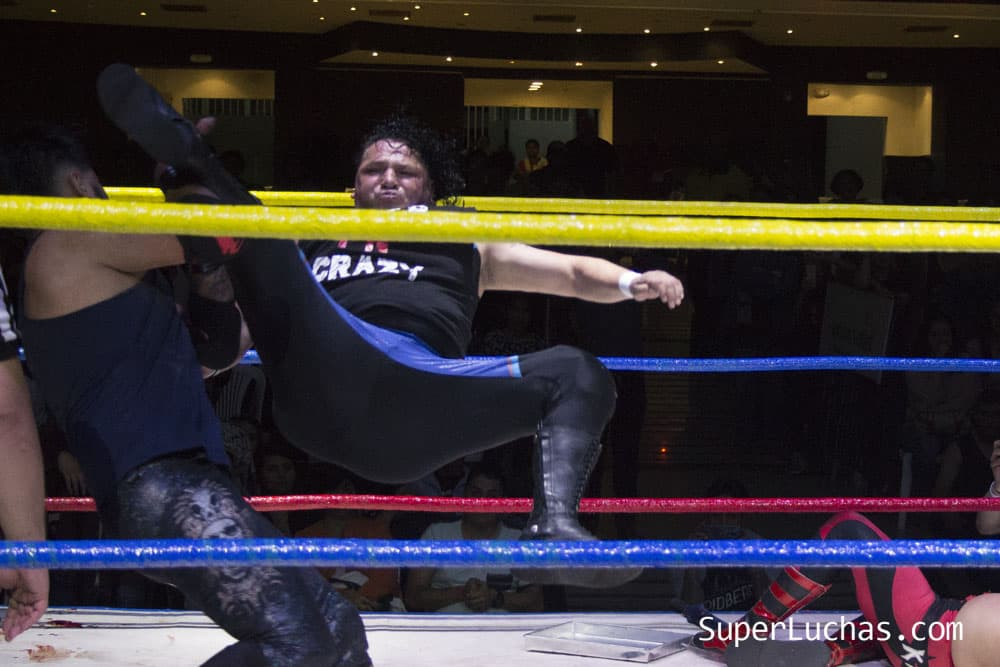 Colombia Pro Wrestling hace historia en su evento de debut 12