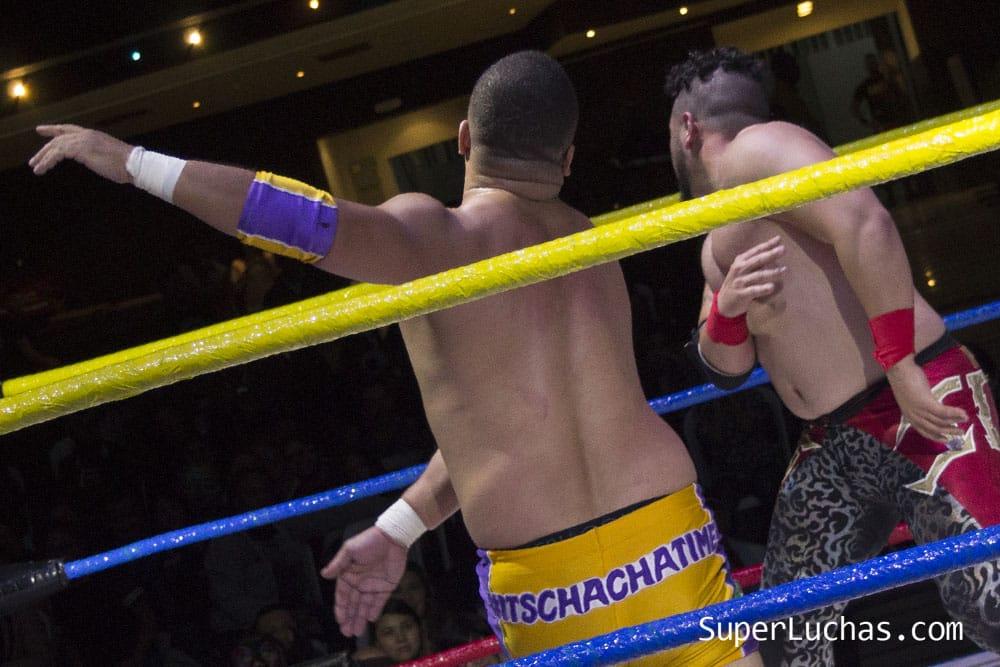 Colombia Pro Wrestling hace historia en su evento de debut 10