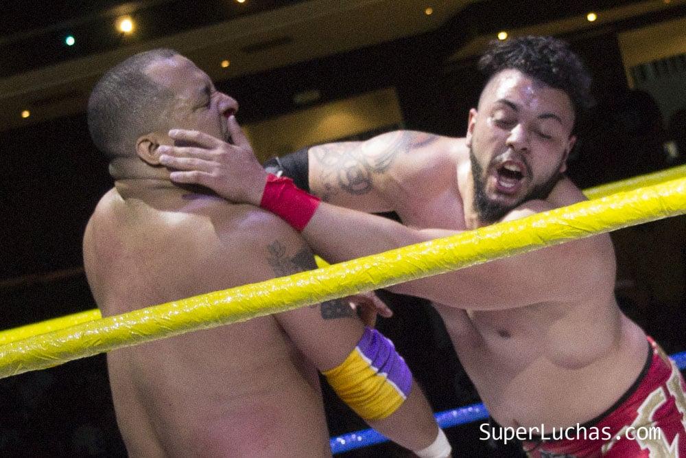 Colombia Pro Wrestling hace historia en su evento de debut 9