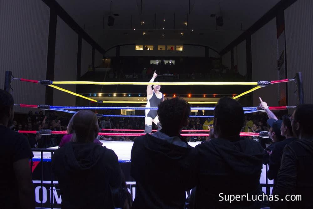 Colombia Pro Wrestling hace historia en su evento de debut 3