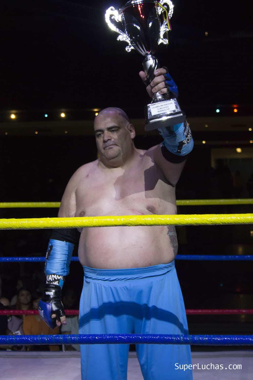 Colombia Pro Wrestling hace historia en su evento de debut 11